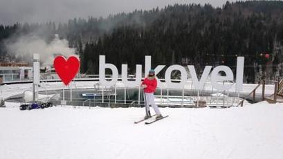 bukovel i love